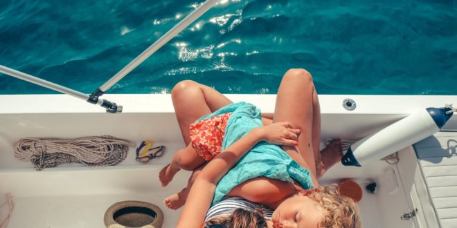 Luxury holidays with kids: how to organize them