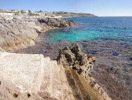 I vantaggi di una vacanza… pieds dans l'eau