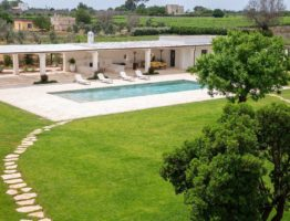 Fortified farms in Puglia: where ancient and modern style meet