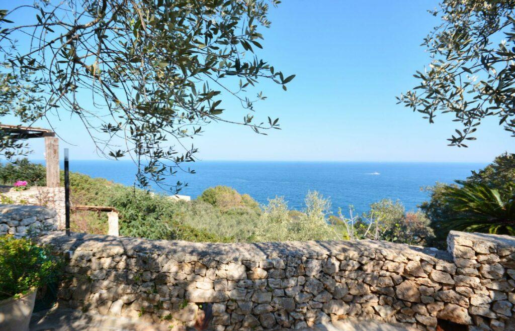 Villa Mediterranee - vista mare salento