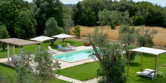 Villa with pool in Salento, Puglia, for families and groups
