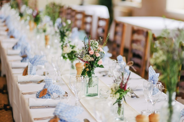 sposarsi nel salento tavolo sposi
