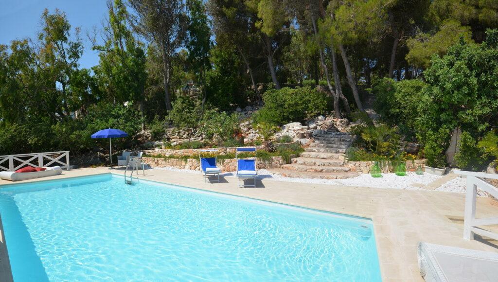 Villa Le macchie, Santa Maria di Leuca - CIS: LE07502491000005627