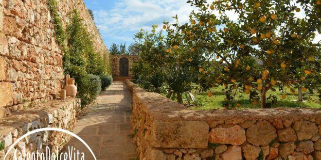 Masseria nel Salento: warmth welcomes all year round