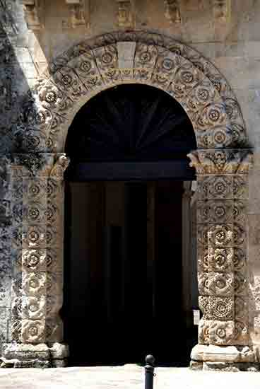 Sternatia entrance of the Dominican building