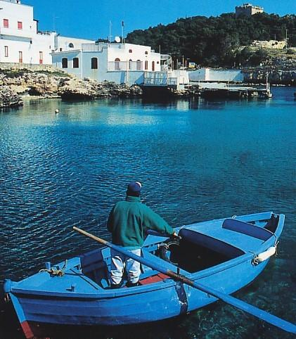 -santa-caterina village and small-harbourr---fisherman-s-boat