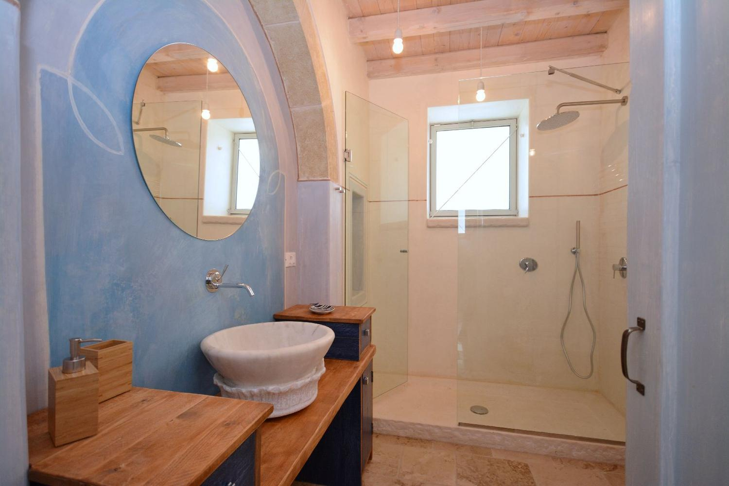 Double bedroom C - Bathroom