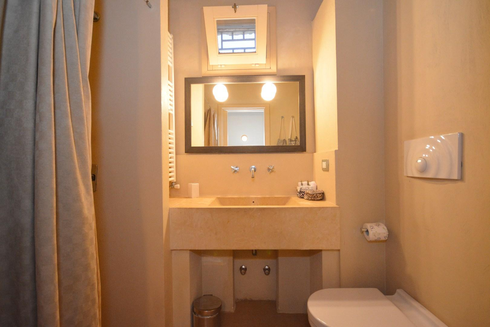 Guest house C - Suite Canne - bagno