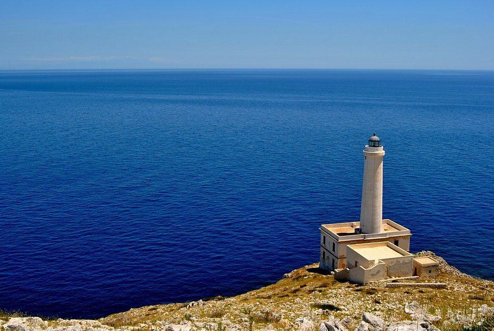 Otranto Palascia lighthouse