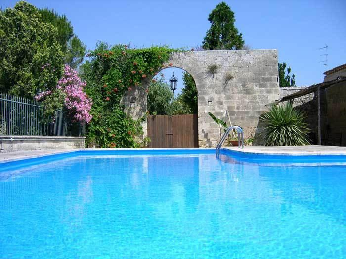 Affitto salento villa con piscina di charme in puglia - Villa con piscina salento ...