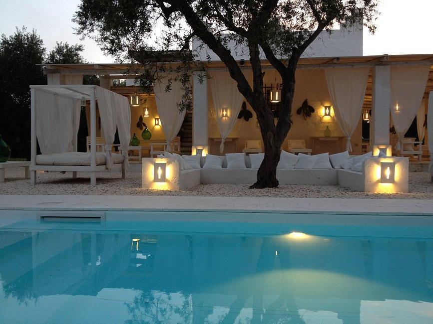 Appartamento in villa con piscina in affitto mar ionio puglia vacanze - Masseria in puglia con piscina ...