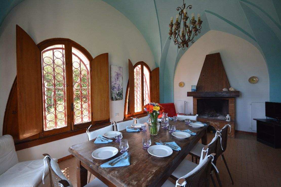 First floor - Dining room