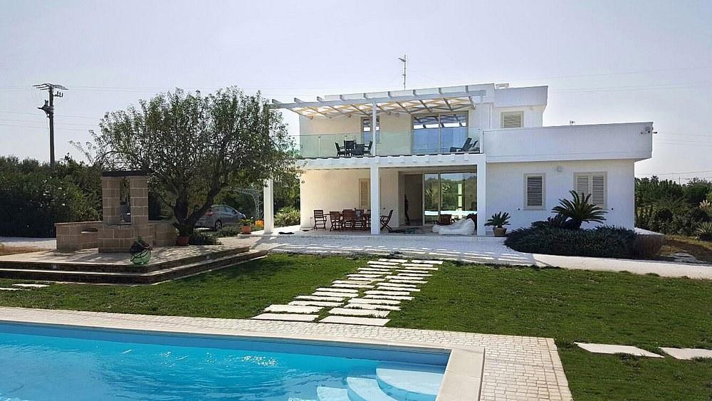 Affitto villa salento villa casarano villa aletta - Ville in affitto al mare con piscina ...