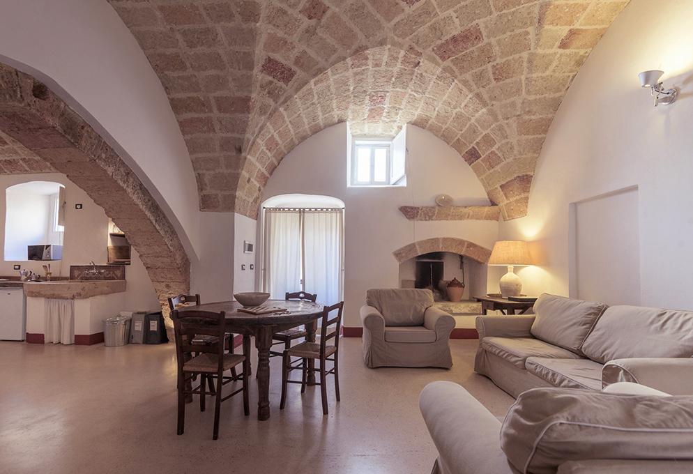 Cucina Soggiorno Con Arco - Interno Di Casa - Smepool.com