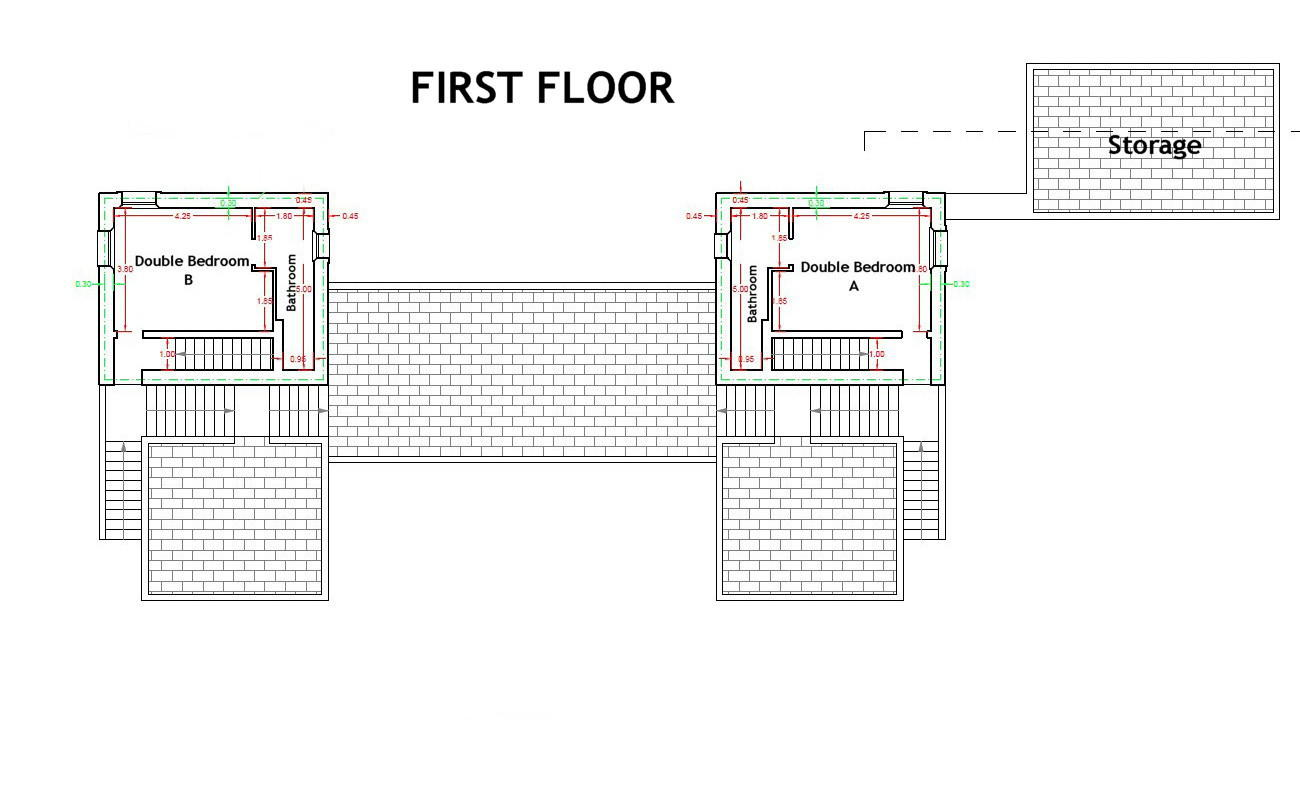 house plan first floor