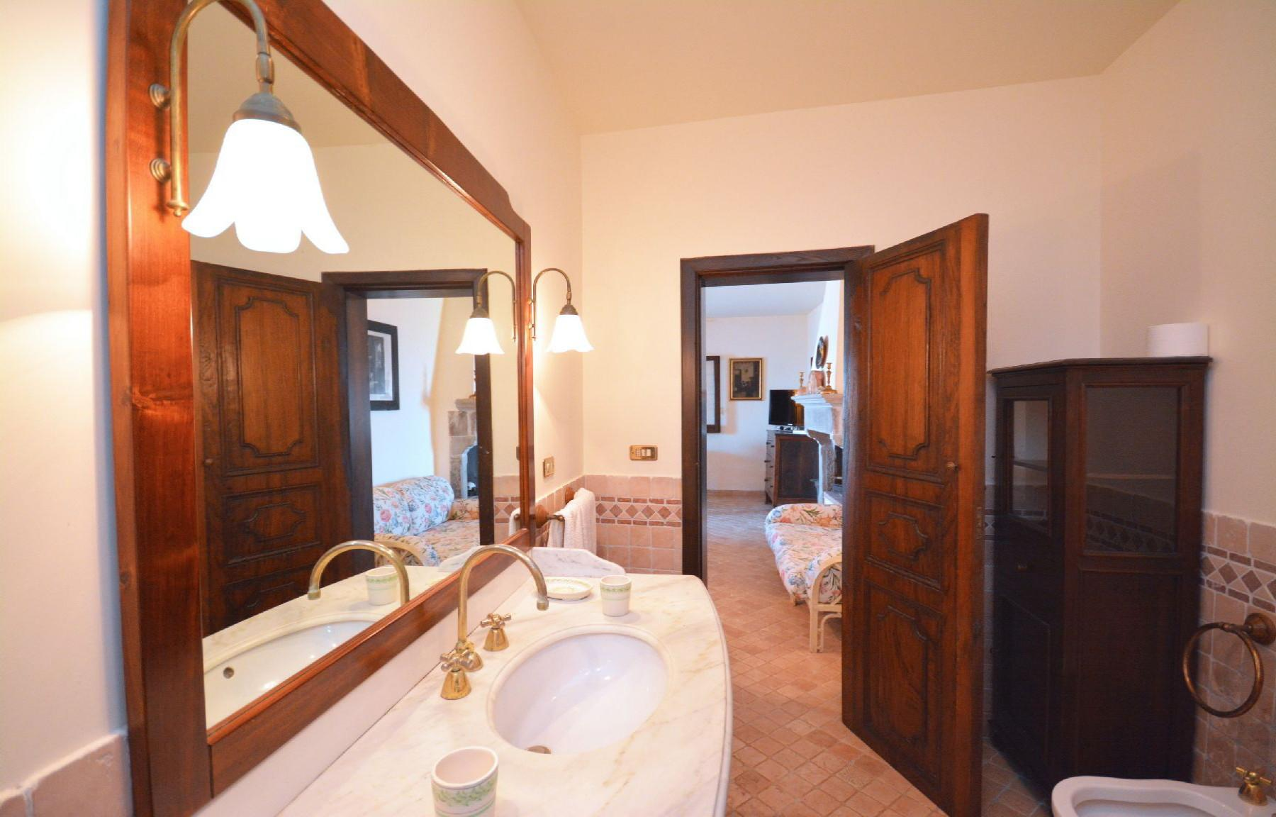 Bagno di pertinenza camera A