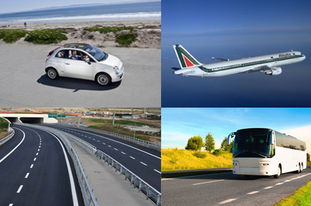Transport options to Brindisi and Taranto