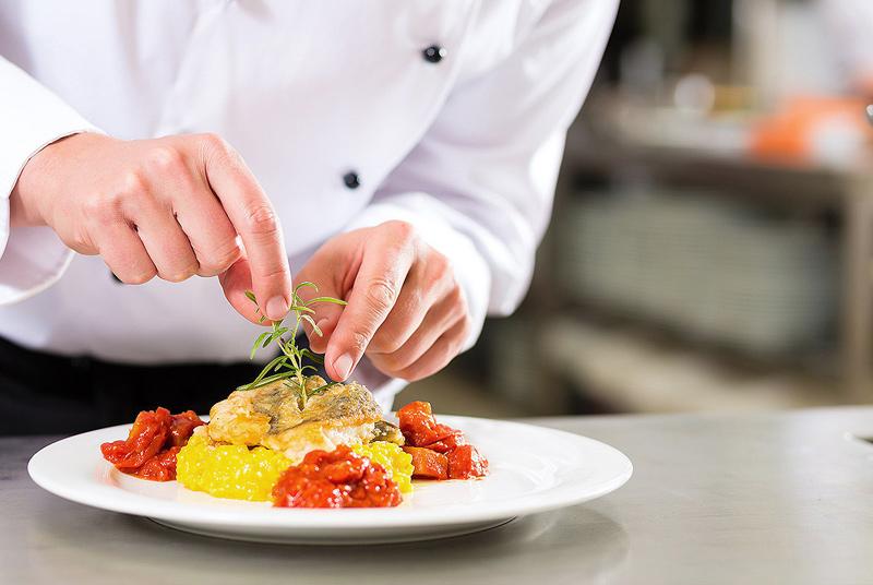 cuisinier en villa