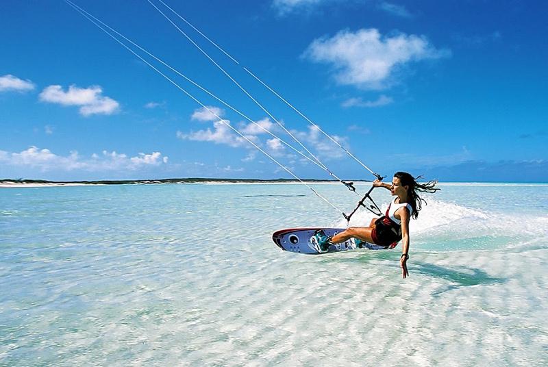 Surf, windsurf, kitesurf
